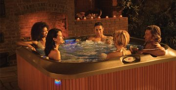 Jacuzzi-Hydrotherapy